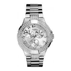 GUESS Prism horloge I14503L1 - Brandfield
