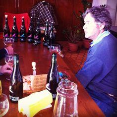 Tasting with Camillo Donati