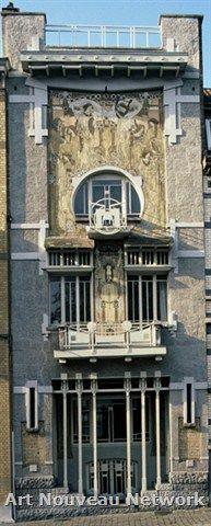 Liberty. Le Réseau Art Nouveau Network est responsable d'un itinéraire culturel européen reconnu par le Conseil de l'Europe. The Art Nouveau Network is responsible of a Cultural Route of the Council of Europe on this theme. #Artnouveau #Liberty #sourcesofeurope #Bruxelles #MaisonCauchie http://www.artnouveau-net.eu/Ler%C3%A9seau/ArtNouveau/Pagedaccueil/tabid/375/language/fr-FR/Default.aspx