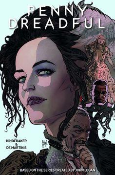 Penny Dreadful #3 #TitanComics @titancomics @ComicsTitan  #PennyDreadful Release Date: 8/3/2016