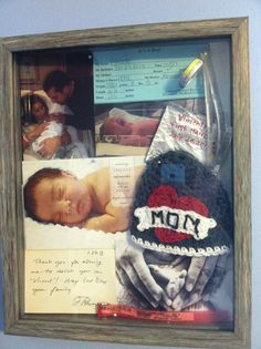 Shadow box for Baby