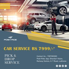 Want a Luxury Car Service Are you at Home or in Office Don't worry we have pick & Drop Service. Hurry !!! Hurry !!! Hurry !!! For Basic service of Your Luxury Cars • Only in 7999* For 2.0 Ltr cars • Only in 9999* for 3.0 Ltr Cars Yes, you heard it right !!!! Contact Us - 7307303303 POSH RIDE, Opp. Dhandari Kalan, Railway Station, G. T. Road, Ludhiana #cars #car #carsofinstagram #bmw #auto #carlifestyle #supercars #instacar #ford #photography #mercedes #racing #porsche #luxury #automotive… Used Luxury Cars, Luxury Automotive, Car Ins, Don't Worry, Supercars, Used Cars, Porsche, Ford, Racing