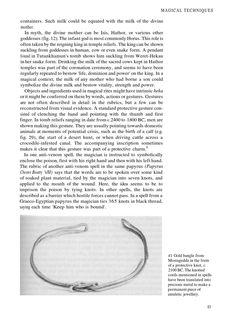 ISSUU - Geraldine Pinch - Magic in Ancient Egypt
