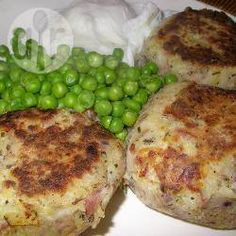 Ham and Potato Rissoles @ allrecipes.com.au