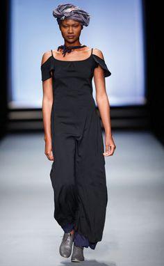Amanda Laird Cherry AW13 Shoooooooeeeessss | SA Fashion Week