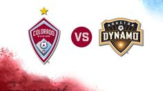 Watch your Colorado Rapids take on the Dynamo! Coverage starts at 6:30 PM!