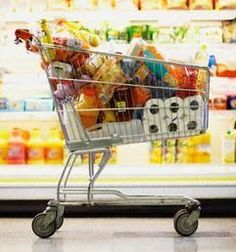 Grocery Store Task - 6th Grade Common Core Ratio and Proportion 6.RP.2 and 6.RP.3b:
