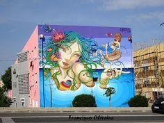 Andarilhar: Setúbal - Grafites
