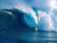 Hawaii surfin'
