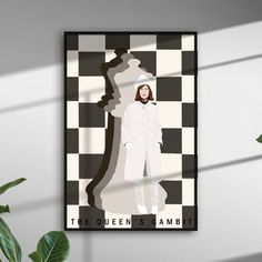#chess #chessboard #chessplayer #chessgame #chessmoves #chessmaster #netflix #chesslover #chesslife #checkmate #game #checkitout #prototype #chessgame #playchess #blackknight #blackandwhite #engineering #cool #chessboard #chesslovers #texas #corpuschristi #business #prototyping #beatthegame #makeit #diy #design #create #fashion #market #marketing #chesscompetition #strategy #strategies #innovate #innovaum #bts #TheQueensGambit Anya Taylor Joy, Digital Illustration, Wall Art Prints, Digital Prints, Netflix, Fan Art, Chess, Drawings, Diy Design