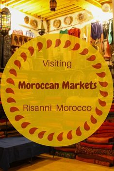 You might be surprised by some of the things we discovered at the traditional style Moroccan market in Rissani Morocco.