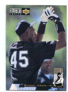 MICHAEL JORDAN 1993 Upper Deck UD Collector's Choice #661 ROOKIE Bulls NORTH CAROLINA Tarheels