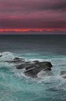 Stephen Lundrigan - Flatrock Sunrise Newfoundland, Sunrise, Scenery, Waves, The Incredibles, Island, Heart, Awesome, Artist