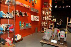 La tienda taller de Mariela