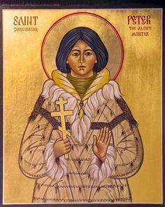 St. Peter the Aleut  **Mister Man's Patron Saint**