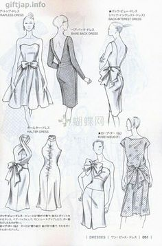 Ideas For Fashion Design Sketches Dresses Inspirational Source by dress sketches Fashion Design Drawings, Fashion Sketches, Croquis Fashion, Fashion Drawing Dresses, Fashion Vocabulary, Fashion Dictionary, Modelista, Dress Sketches, Drawing Clothes