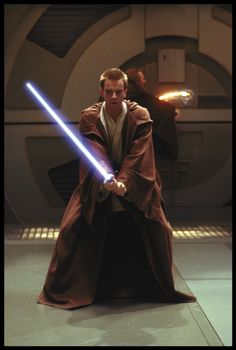 Ewan McGregor in Star Wars: Episode I - The Phantom Menace