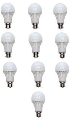 3W LED Bulb 10 Piece COMBO Offer-SD134 - Online Shopping Marketplace Shopdrill.com