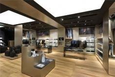 Porsche Design Store in The Shoppes at Marina Bay Sands, Singapore design shop