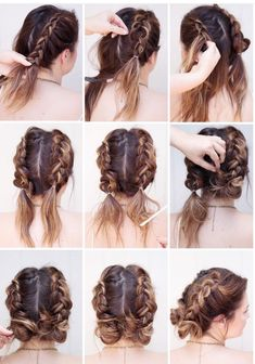 37 Dutch Braid Hairstyles - Braided Hairstyles With Tutorials, Dutch Braid Hairstyles The Dutch Spit is a three-strand pigtail with the addition of extra. But the strands are not laid on top, as when weaving a Fre..., Braids