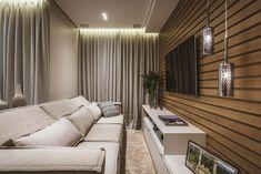 Um casal com filho convidou as arquitetas Flávia Nobre e Roberta Saes, do MEET Arquitetura, para reformar o apartamento de 85 metros quadrados onde mora em Santo André, São Paulo.
