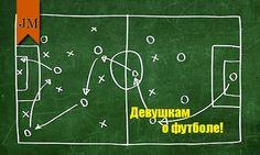 """Новая статья: """"Правила футбола для девушек"""""""