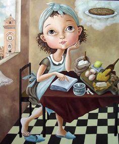 Artodyssey: Mariarita Brunazzi