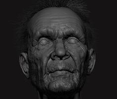 portrait , amruth raju on ArtStation at https://www.artstation.com/artwork/EO5k0