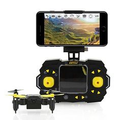 What a deal! The Tenergy TDR Sky Beetle Mini RC Drone with camera and live video plus stunt button and much more for only $27.95 shipped! Great gift idea (think Father's Day!)  Click the link below to get all of the details ► http://www.thecouponingcouple.com/tenergy-tdr-sky-beetle-mini-rc-drone/ #Coupons #Couponing #CouponCommunity  Visit us at http://www.thecouponingcouple.com for more great posts!