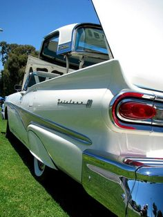 1958 Ford Fairlane Hardtop Convertible