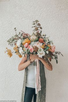Shop our selection of premium silk florals and fall dried flowers for your DIY wedding bouquet. Diy Wedding Bouquet, Diy Wedding Flowers, Wedding Flower Arrangements, Diy Wedding Decorations, Floral Wedding, Wedding Stuff, Dream Wedding, Fake Flowers, Dried Flowers