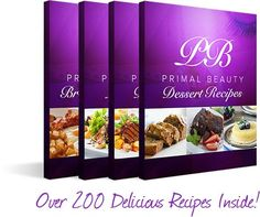 Primal Beauty recipes for nutritious, delicious meals. All you can easily make in your own kitchen with very little effort.