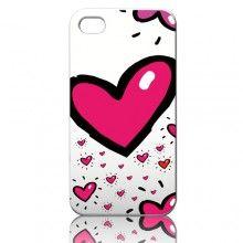 Carcaça iPhone 4 iPhone 4S BeCool Dia dos Namorados Coração R$37,60