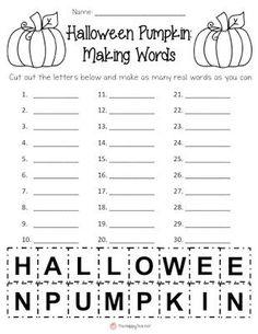 narrative essay on halloween