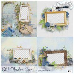 Digital Art :: Bundled Deals :: Old Master Spirit (collection)