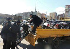 جريدة الرأي البورسعيدي ::ادارة المرور تواصل حملاتها الأمنية وتنجح في ضبط 273 دراجة بخارية بدون ترخيص داخل نطاق الزهور والضواحي !