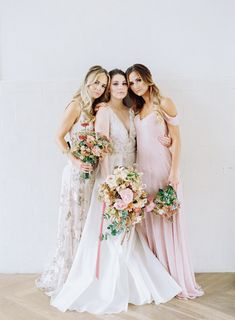 Mediterranean Wedding Inspiration in Valencia, Spain ⋆ Ruffled Ballroom Wedding Dresses, Wedding Gowns, Mod Wedding, Romantic Wedding Inspiration, Wedding Ideas, Wedding Canvas, Minimalist Wedding Dresses, Bridal Style, Wedding Styles
