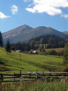 Carpathian mountings , Ukraine, from Iryna