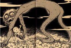 Morino Morlock http://timemachine.wikia.com/wiki/Morlocks #HGWells #TheTimeMachine