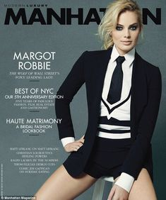 'It was kind of funny': Margot Robbie said she 'shocked' Leonardo DiCaprio while filming a...