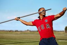 EN: For the third time in a row, American athletes will be wearing Ralph Lauren