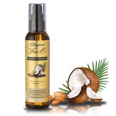 Elongtress Fancy Oil – Hair Growth Enhancer (Coconut & Almond)