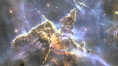 Hubble Deep Zoom Into The Carina Nebula