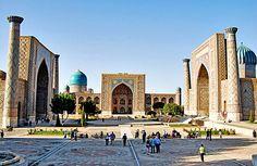 Uzbekistan és una de les regions més singulars i exòtiques de tot el Orient, destacada per tots els esdeveniments històrics al llarg de milers d'anys. País situat en l'epicentre de la regió de l'Àsia Central,