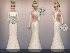 Wedding Dress 43 by Beo