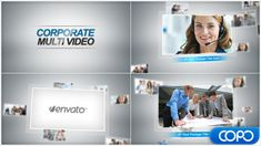 corporate slideshow | template and brochures, Powerpoint templates