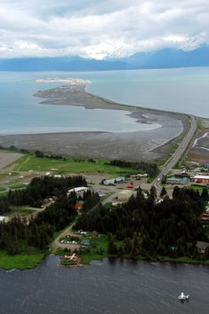 The Homer Spit ~ Homer, Alaska we have been to the very tip of the spit. Alaska is so beautiful. We went all the way from here to Barrow in the FAR north! Alaska Travel, Travel Usa, Alaska Trip, Alaska Usa, Travel Tips, Places To Travel, Places To See, Homer Alaska, Kenai Peninsula