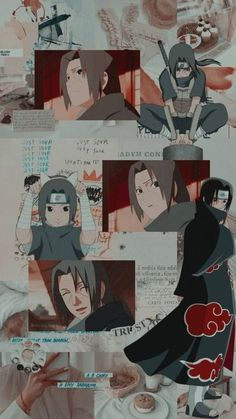 Itachi Wallpapers, Naruto Wallpaper Iphone, Deidara Wallpaper, Anime Backgrounds Wallpapers, Wallpaper Naruto Shippuden, Cute Anime Wallpaper, Animes Wallpapers, Cute Wallpapers, Otaku Anime