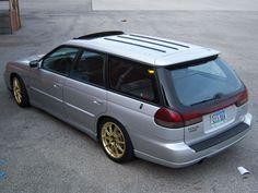 Subaru Legacy Wagon 2.5 GT