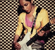Sade...wish the picture could play out loud...